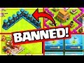 TOP 5 Clash of Clans UPDATES 'BANNED' From CoC by Supercell!