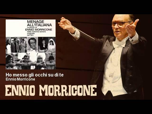 ennio-morricone-ho-messo-gli-occhi-su-di-te-feat-dino-menage-allitaliana-1965-ennio-morricone