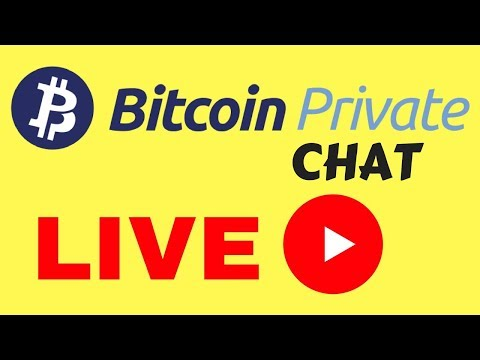 Bitcoin Private (BTCP) Fork Chat LIVE: ZCL Wallets, Exchange Support, Q&A
