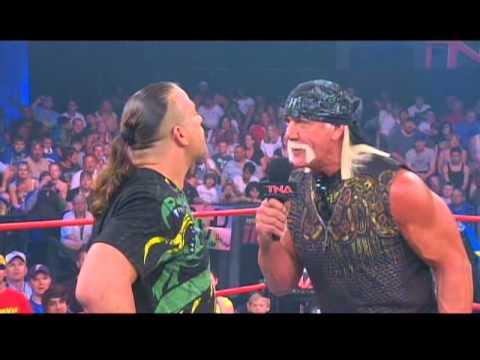 Hulk Hogan, Rob Van Dam and Sting