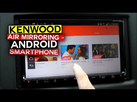 kenwood android app mode total phone control   FunnyDog TV