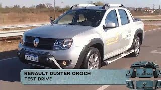 Renault Duster Oroch - Test Drive
