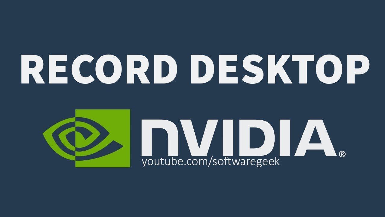 nvidia recordings location