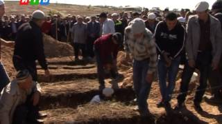 Сегодня похоронили погибших в страшной аварии в Симферополе