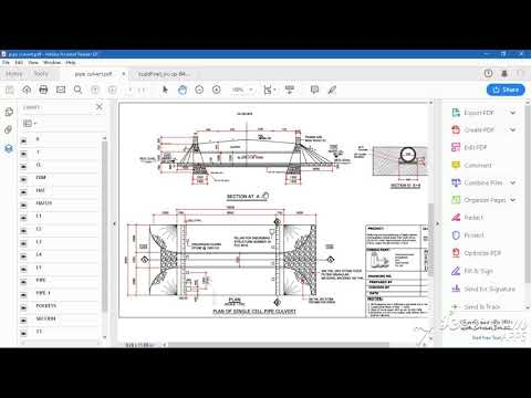 PIPE CULVERTS SPECIFICATION AND DRAWING - YouTube