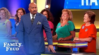 Here's WHY Steve Harvey hates MUSICALS! | Family Feud