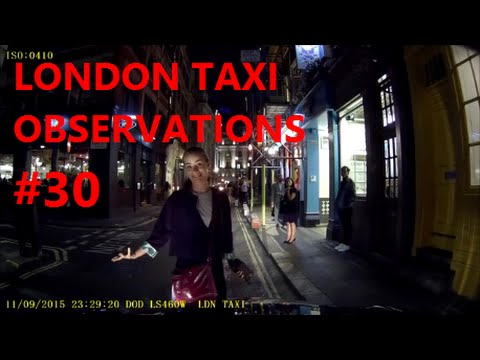 Dash Cam UK | London Taxi Cab Daily Observations (30) | Car Camera UK by TaxiWarrior