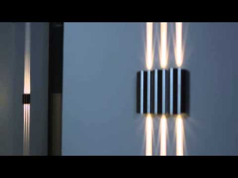 philips ledino led wandleuchte youtube. Black Bedroom Furniture Sets. Home Design Ideas