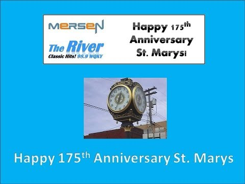 175th Anniversary Parade In St. Marys