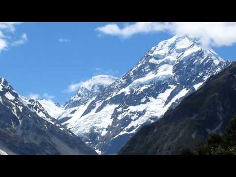 Cloud Piercer Aoraki Mount Cook