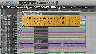 UAD Vertigo Sound VSM-3 Mix Satellite by Brainworx Tutorial