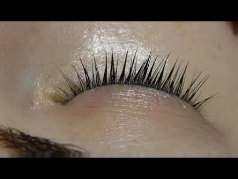 Eyelash Tinting in Sarasota, FL - YouTube