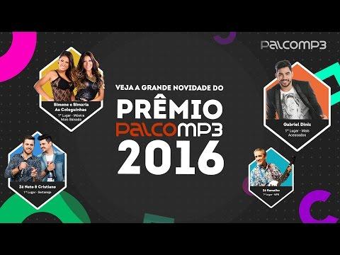 Novidade no Prêmio Palco MP3 2016