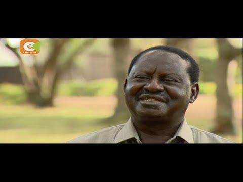 Newsmakers 2017: Raila Odinga claims they have accessed IEBC servers