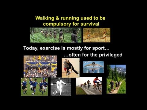 CARTA:Bipedalism and Human Origins--Dan Lieberman:The Evolution and Relevance of Human Running