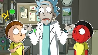 Rick and Morty: Virtual Rick-ality! | I