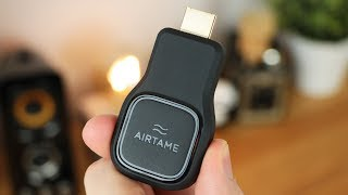How To Get Truly Wireless HDMI! (AIRTAME Review / Set Up)