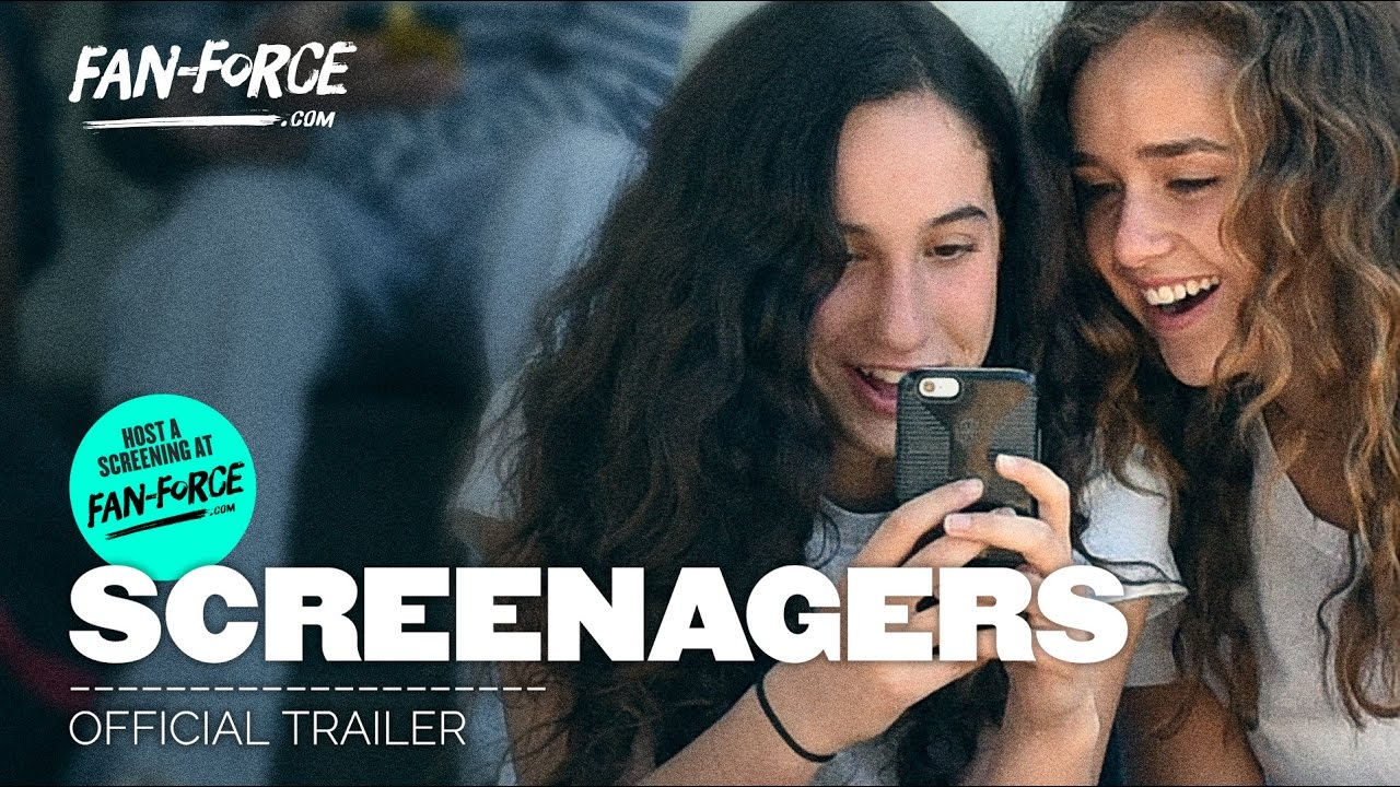 In Screenagers What To Do About Too >> Screenagers 2017 Official Trailer Powerful Documentary About