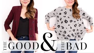 Nordstrom Anniversary Sale Haul | The Good and the BAD! #NSALE