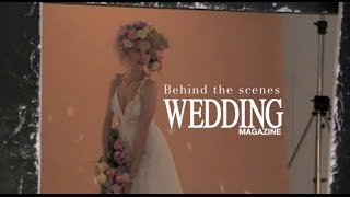 Behind the scenes with Wedding magazine: Romance and roses Thumbnail