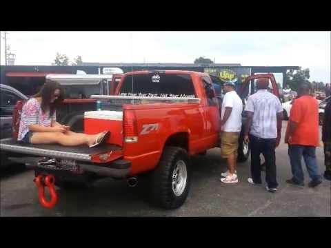 UAF Car Show 2013 Mobile, Alabama