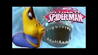 LARVA ❤ LA SPIDER MAN | 2017 Full Movie | Videos For Kids