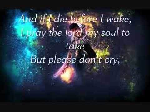 The Prayer KiD CuDi Lyrics
