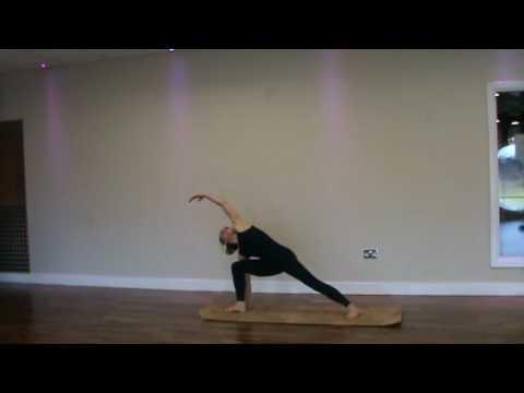 ashtanga yoga  the standing sequence  youtube