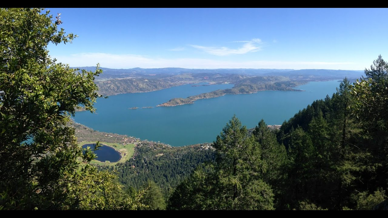Mt. Konocti, Part 2, Buckingham Peak - Lake County Park, Kelseyville, CA