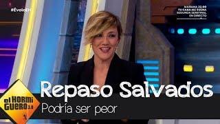 Cristina Pardo muestra el ranking de entrevistas míticas de...