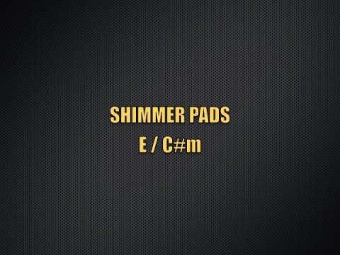 worship pads    e / c#m