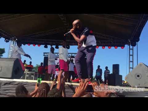 Eddy Kenzo's Best performance Ever FT Ghetto kids thumbnail