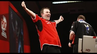 HIGHEST AVERAGE EVER in World Championship final from Phil Taylor!