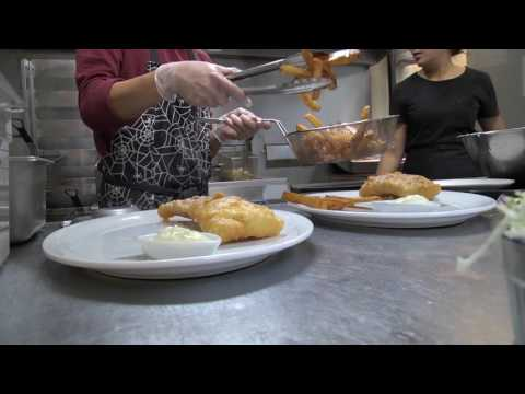 Sir Winston's Fish And Chips- Edmonton