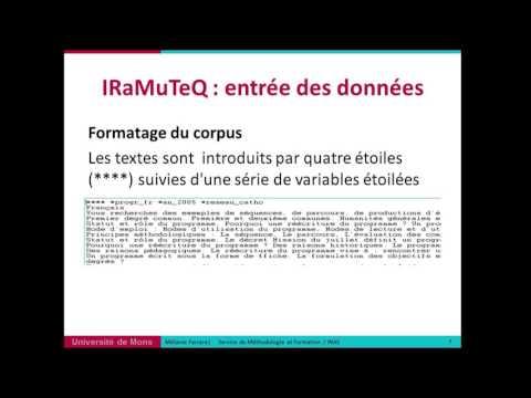 Tutoriel Nvivo - L'approche mixteиз YouTube · Длительность: 1 мин49 с