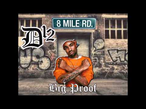 Big Proof - The 8 Mile Album (fan made)