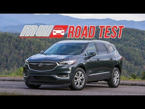 2018 Buick Enclave Avenir | Road Test