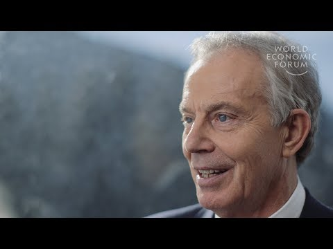 Tony Blair Thinks Brexit Is Reversible