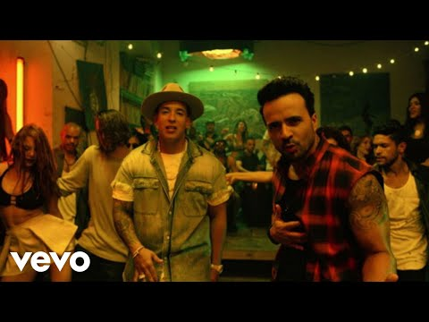 Luis Fonsi - Despacito ft. Daddy Yankee (Official Music Video)