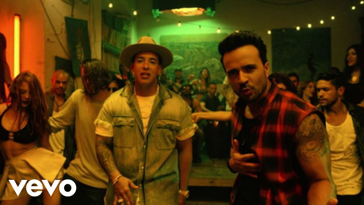 Luis Fonsi - Despacito ft. Daddy Yankee #1