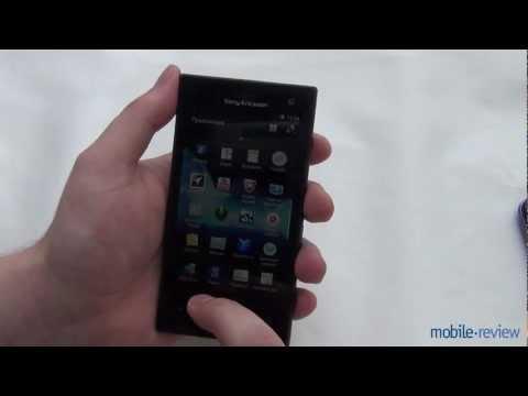 Краткое знакомство с Sony Xperia acro S