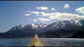 Remada En Kayak Por El Canal De Beagle - Ecodeportes Ushuaia