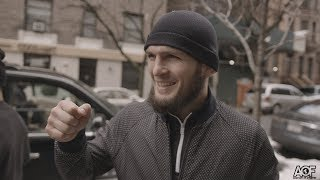 Anatomy of UFC 223: Episode 1 - Khabib and the Dagestanis take Brooklyn