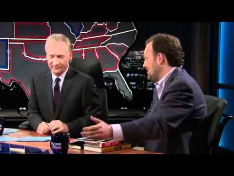 Thumbnail: Bill Maher vs. an intelligent Christian (Maher loses). *mirror*