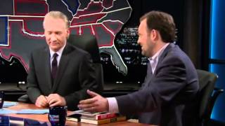 bill maher vs an intelligent christian maher loses mirror