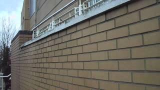 Brick Fencing For Businesses Etc.avi