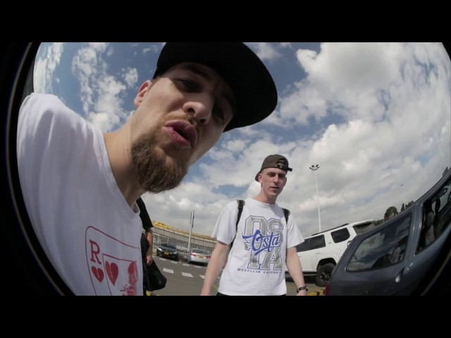 BlabberMouf - Da Flowin' Dutchman Tour Recap Part 1: South America (Ravnikar Video)