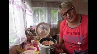 Готовим в мультиварке / Рис тушеный с капустой и мясом / Вкуснатень и простатень