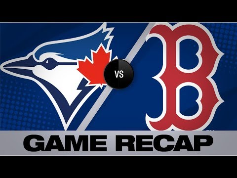 Devers tallies 3 hits, 4 RBIs in win | Blue Jays-Red Sox Game Highlights 7/17/19