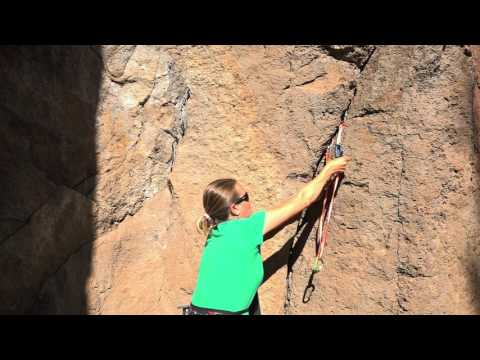 How to build a Trad Anchor with Beth Rodden